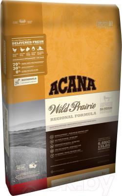 Корм для кошек Acana Wild Prairie Cat & Kitten (6.8 кг) - общий вид