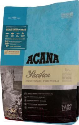 Корм для кошек Acana Pacifica Cat & Kitten (6.8 кг) - общий вид