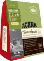 Корм для кошек Acana Grasslands Cat с ягненком беззерновой (2.27 кг) -