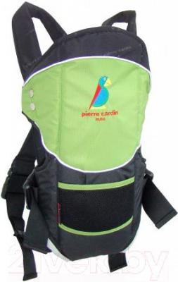Эрго-рюкзак Pierre Cardin PMC31 (зеленый) - общий вид
