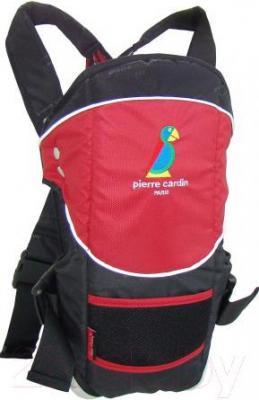 Эрго-рюкзак Pierre Cardin PMC31 (красный) - общий вид