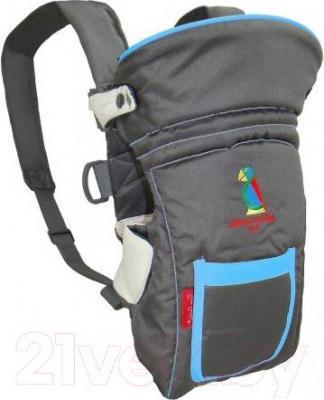 Сумка-кенгуру Pierre Cardin PB88803 (синий) - общий вид