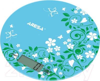 Кухонные весы Aresa SK-411 - общий вид