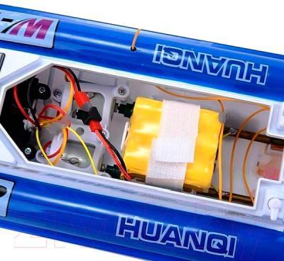 Радиоуправляемая игрушка Huan Qi Катер Sports Racing 951 - аккумулятор