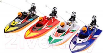 Радиоуправляемая игрушка Huan Qi Катер Mini Boat 953 - варианты расцветки