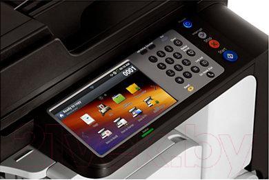 МФУ Samsung CLX-9301NA - экран