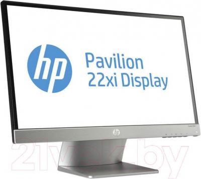 Монитор HP Pavilion 22xi (C4D30AA) - вполоборота