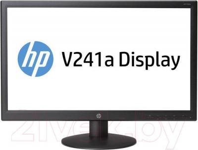 Монитор HP V241a (E5Z95AA) - общий вид