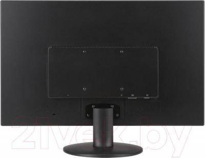 Монитор HP V241a (E5Z95AA) - вид сзади