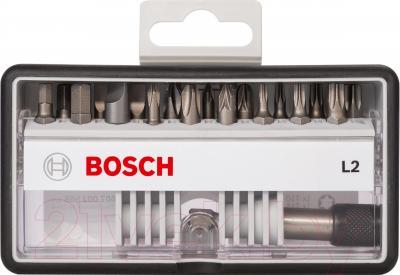 Набор оснастки Bosch 2.607.002.568 - вид спереди