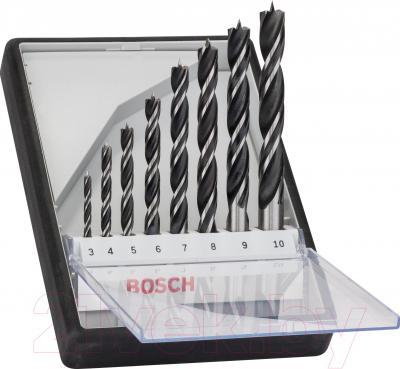 Набор сверл Bosch 2.607.010.533 - общий вид