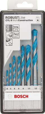 Набор сверл Bosch 2.607.010.543 - вид спереди