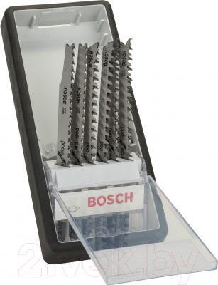 Набор оснастки Bosch 2.607.010.572 - общий вид