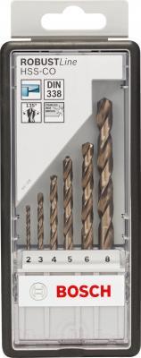 Набор сверл Bosch 2.607.019.924 - общий вид