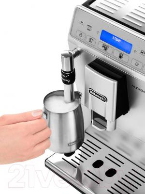 Кофемашина DeLonghi Autentica Plus ETAM 29.620.SB - каппучинатор