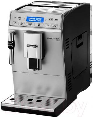 Кофемашина DeLonghi Autentica Plus ETAM 29.620.SB - общий вид
