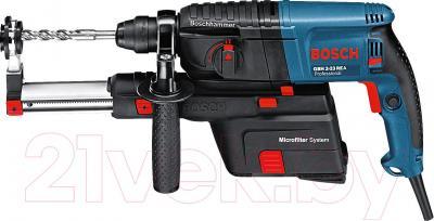 Профессиональный перфоратор Bosch GBH 2-23 REA Professional (0.611.250.500) - вид сбоку