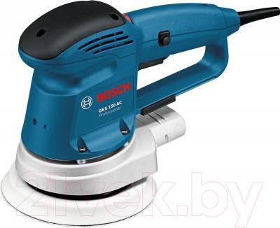Профессиональная эксцентриковая шлифмашина Bosch GEX 150 AC Professional (0.601.372.768) - общий вид