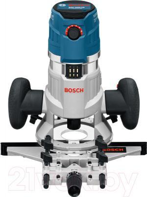 Профессиональный фрезер Bosch GMF 1600 CE Professional (0.601.624.022) - вид спереди