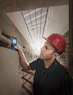 Дальномер лазерный Bosch GLM 30 Professional (0.601.072.500) - в работе