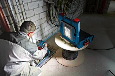 Ящик для инструментов Bosch GLI PortaLed 238 (0.601.446.200) - в работе