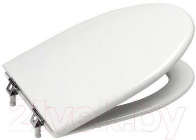 Сиденье для унитаза Roca America А801492004 (белое)