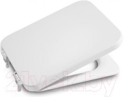 Сиденье для унитаза Roca Element A801572004 (белое)