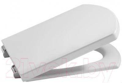 Сиденье для унитаза Roca Hall A801622004 (белое) - общий вид