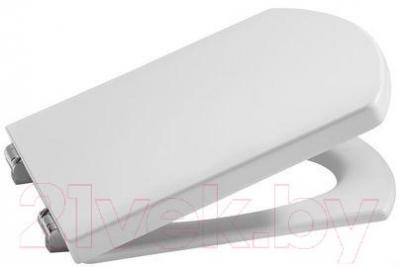 Сиденье для унитаза Roca Hall А801620004 (белое) - общий вид