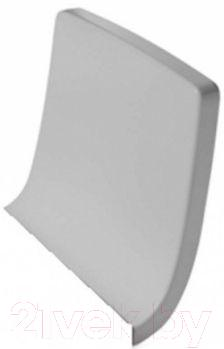 Спинка для унитаза Roca Khroma А80165AF1T (серебристая)