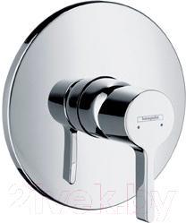 Смеситель Hansgrohe Metris S 31665000 - общий вид