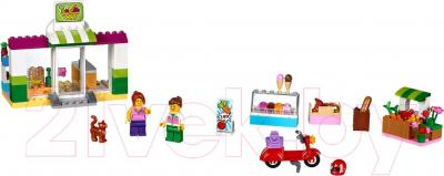 Конструктор Lego Juniors Чемоданчик Супермаркет 10684 - общий вид