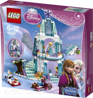 Конструктор Lego Disney Princess Ледяной замок Эльзы 41062 - упаковка