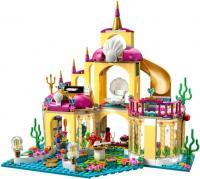 Конструктор Lego Disney Princess Подводный дворец Ариэль 41063 -