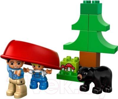 Конструктор Lego Duplo Рыбалка в лесу 10583 - общий вид