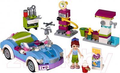 Конструктор Lego Friends Кабриолет Мии 41091 - общий вид