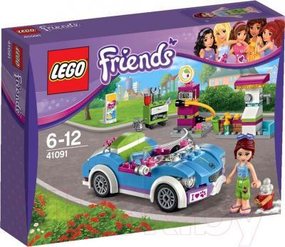 Конструктор Lego Friends Кабриолет Мии 41091 - упаковка