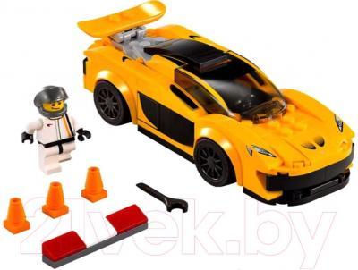Конструктор Lego Speed Champions Макларен P1 75909 - общий вид