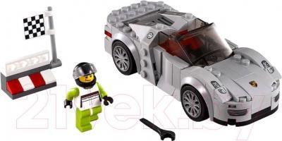 Конструктор Lego Speed Champions Porsche 918 Spyder 75910 - общий вид