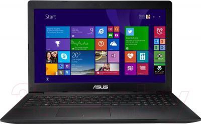Ноутбук Asus X553MA-XX397D - общий вид