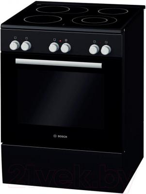 Плита электрическая Bosch HCE634263R - общий вид