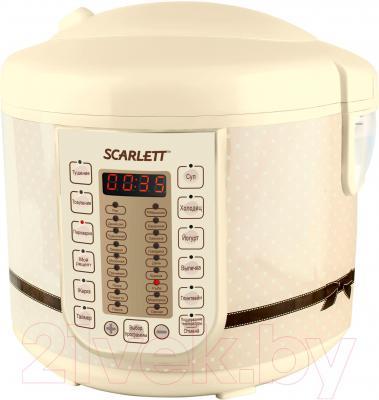 Мультиварка Scarlett SC-MC410S06 - общий вид
