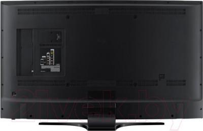 Телевизор Samsung UE55HU7200UXRU - вид сзади