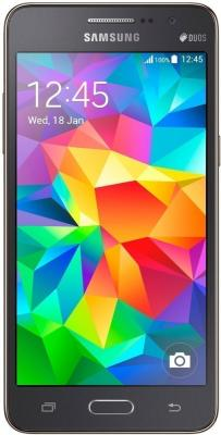 Мобильный телефон Samsung G530F Galaxy Grand Prime (серый)