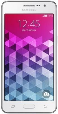 Мобильный телефон Samsung G530F Galaxy Grand Prime (белый)