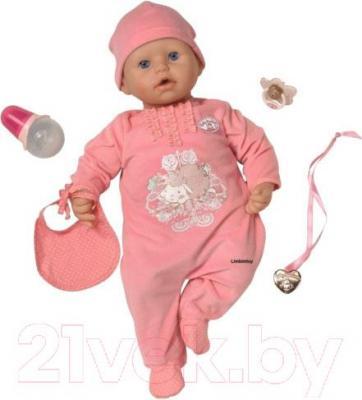 Кукла-младенец Zapf Creation Baby Annabell Девочка с мимикой (792810) - общий вид