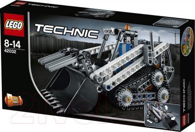 Конструктор Lego Technic Гусеничный погрузчик 42032 - упаковка