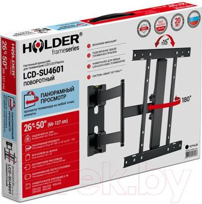 Кронштейн для телевизора Holder LCD-SU4601-B - упаковка