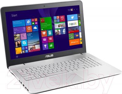 Ноутбук Asus N551JM-CN099H - вполоборота