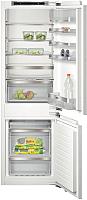 Холодильник с морозильником Siemens KI86NAD30R -